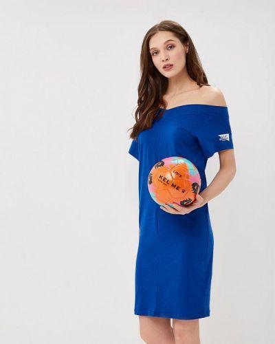 Синее платье весеннее Cheap Monday