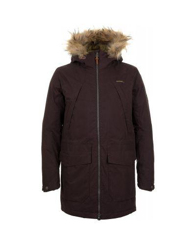 Длинная куртка утепленная спортивная Merrell