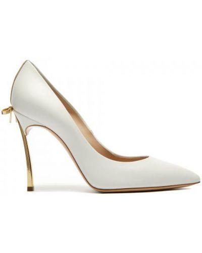 Туфли белый Casadei