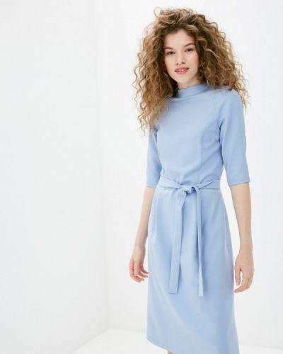 Платье - голубое Mari Vera