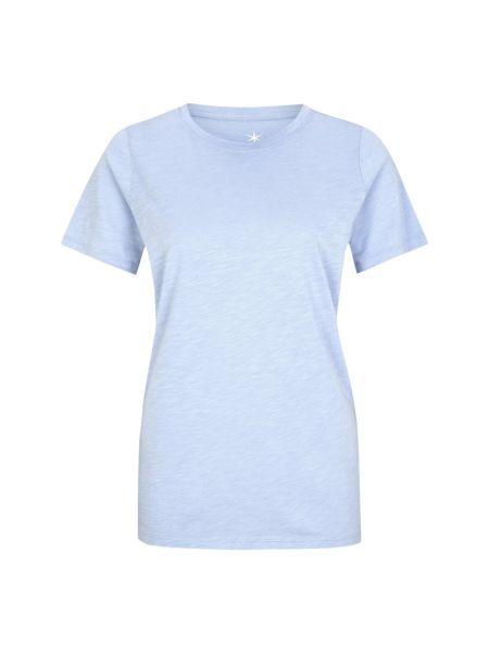 T-shirt - niebieska Juvia