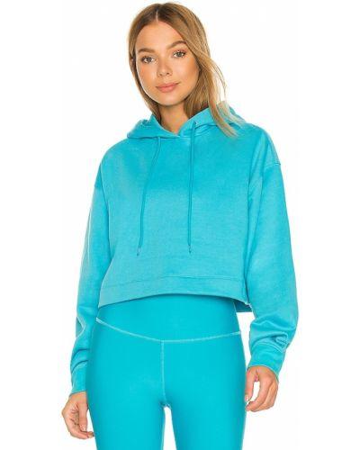 Синяя спортивная кофта Alo