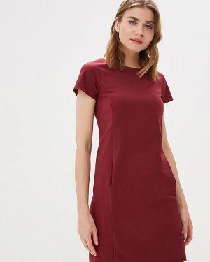 Платье бордовый красный Gregory