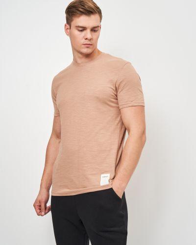 Спортивная футболка - коричневая Outhorn
