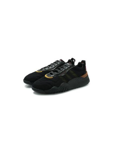 Массивные текстильные кроссовки сетчатые Adidas Originals By Alexander Wang