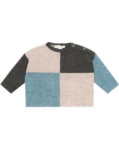 Шерстяной свитер Caramel