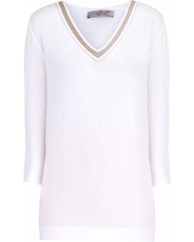 Блузка с вышивкой с люрексом D.exterior