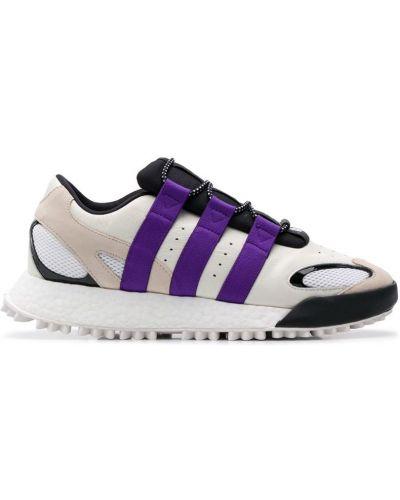 Кожаные кроссовки - белые Adidas Originals By Alexander Wang