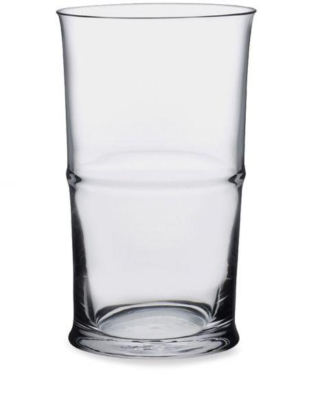 Домашние белые очки для зрения с опушкой Nude