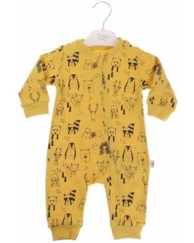 Желтый комбинезон Tongs Baby