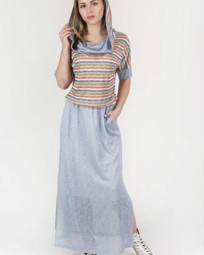 Разноцветное платье Vergans