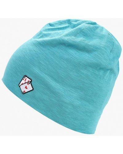 Бирюзовая шапка осенняя Freespirit