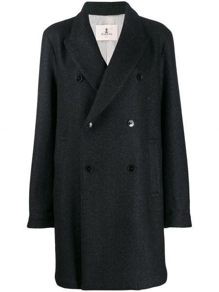 Пальто с воротником пальто Barena