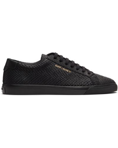 Sneakersy, czarny Saint Laurent