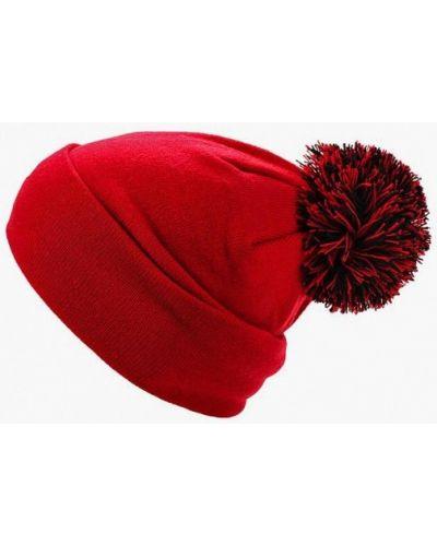 Красная шапка осенняя New Era