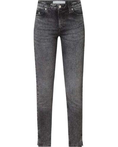 Jeansy bawełniane Calvin Klein Jeans
