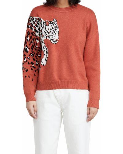 Плюшевый длинный свитер с длинными рукавами Minkpink