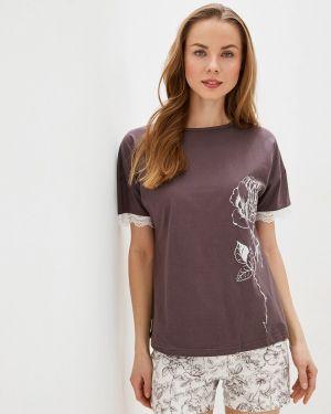 Пижама коричневый Griol
