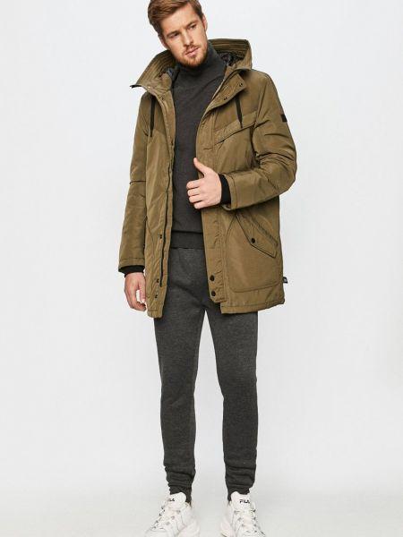 Джинсовая куртка - синяя Tom Tailor
