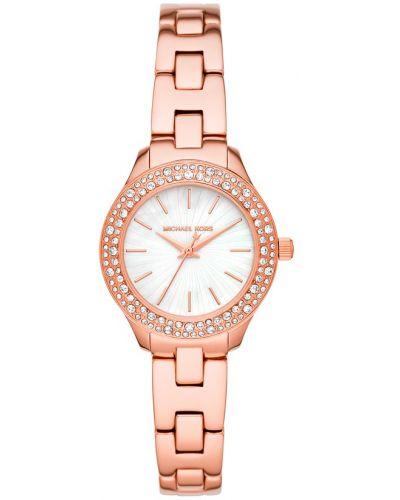 Złoty zegarek Michael Kors