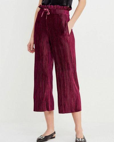 Фиолетовые брюки Topshop