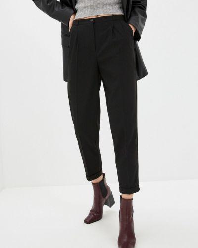 Черные классические брюки Blauz