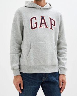 Серое худи Gap