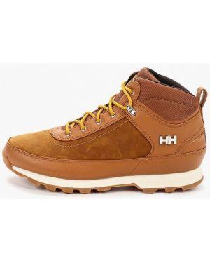 Высокие кроссовки коричневый из искусственной кожи Helly Hansen