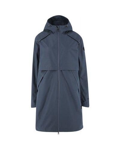 Синяя куртка мембранная на молнии Outventure