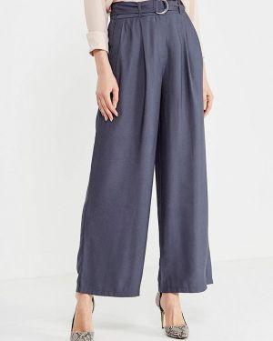 Синие брюки Selected Femme