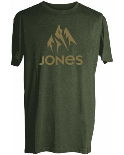 Футболка - зеленая Jones