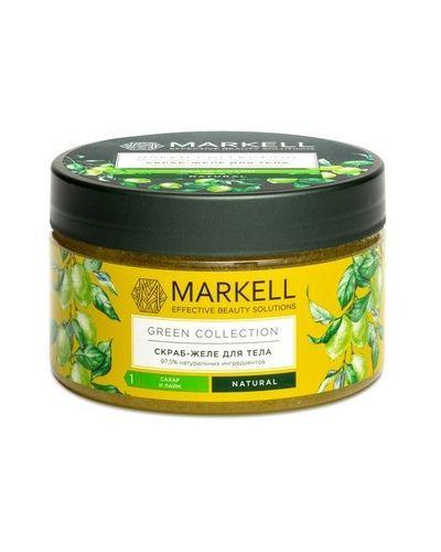 Скраб для тела отшелушивающий Markell