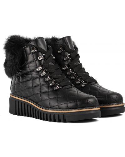 Ботинки - черные Olli