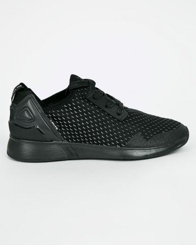 Черные льняные кроссовки Levi's®