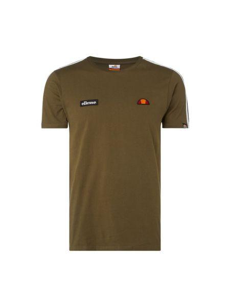 Koszula z paskami z logo Ellesse