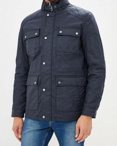 Утепленная куртка демисезонная осенняя Cortefiel