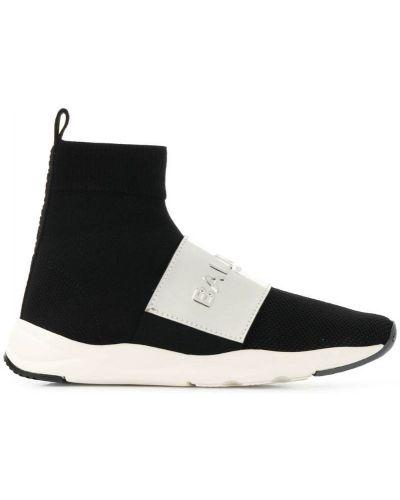 Черные носки Balmain