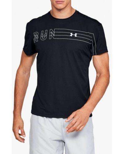 Спортивная футболка 2019 черный Under Armour