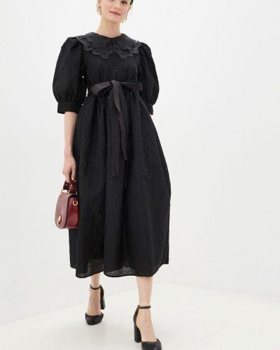 Черное вечернее платье Sister Jane