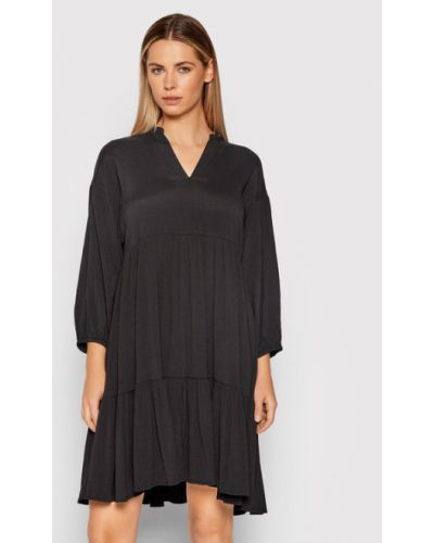 Sukienka casual - czarna Selected Femme