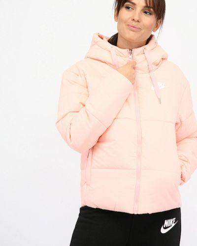 Утепленная куртка осенняя Nike