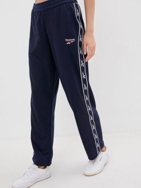 Синие классические брюки Reebok Classic