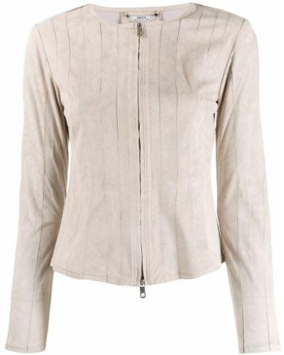 Приталенный удлиненный пиджак на молнии Desa 1972