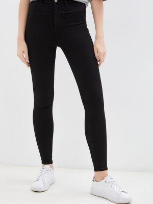 Зауженные джинсы - черные Pimkie