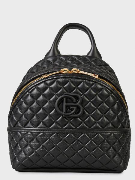 Кожаный рюкзак - черный Baldinini