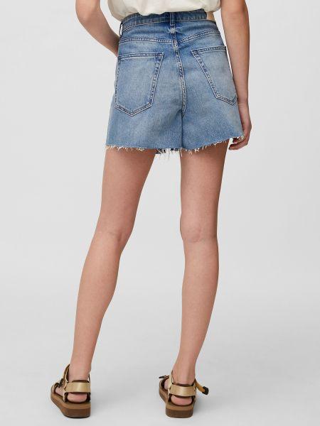 Синие джинсовые шорты Marc O'polo Denim