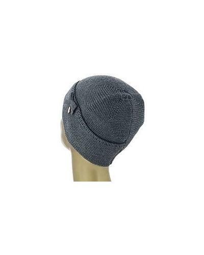 Серая шапка Luisa Spagnoli