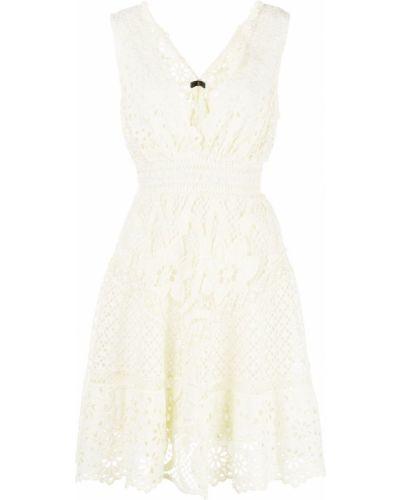 Желтое платье на молнии Temptation Positano