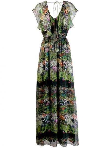 Платье мини с открытой спиной на молнии Ailanto