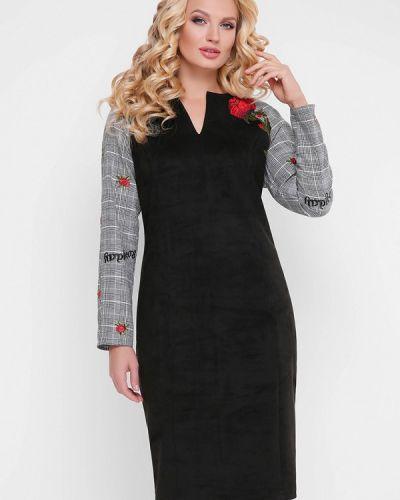 Платье - черное Vlavi